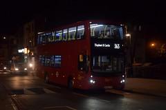 Go-Ahead London subsidiary London Central MCV EvoSeti bodied Volvo B5LH (MHV25 - BV66 VKR) 363 (London Bus Breh) Tags: goahead goaheadgroup goaheadlondon londoncentral manufacturingcommercialvehicles mcv mcvevoseti evoseti volvo volvobus volvob5l volvob5lh volvob5lhybrid hybrid hybridbus hybridtechnology mhv mhv25 bv66vkr 66reg london buses londonbuses bus londonbusesroute363 route363 peckham peckhamhillstreet peckhamlibrary tfl transportforlondon