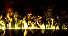 Dancing (fxdx) Tags: dancing fire flame rx100m3