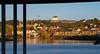Bakklandet og Kristiansten festning, Trondheim (harald.bohn) Tags: trondhei kristiansten festning nidelva bakklandet elgeseter bro bridge river fortress norge norway sørtrøndelag