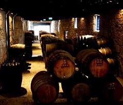 The cellar of Porto (AlessandroDM) Tags: porto portogallo portugal cellar vinhoporto