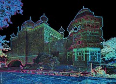 India - Uttar Pradesh - Agra - Taj Mahal - 3b (asienman) Tags: india uttarpradesh agra tajmahal asienmanphotography asienmanphotoart unescoworldheritagesite mughalarchitecture muslimart