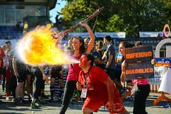 Inferno Diabolico (MaOrI1563) Tags: infernorun inferno mudrun diabolico fuoco firenze toscana italia florence tuscany italy ippodromodelvisarno diavolo maori1563