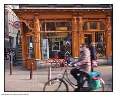 Fast Bike (Look_More) Tags: amsterdam bike event holidays landscape netherlands places street streetshots transports travel urban