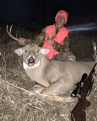 Shea T - 1st Buck 2016