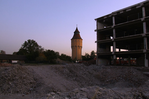 Water Tower, 30.09.2011.