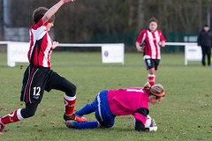 Altrincham LFC vs Stockport County LFC - December 2016-179 (MichaelRipleyPhotography) Tags: altrincham altrinchamfc altrinchamlfc altrinchamladies alty amateur ball community fans football footy header kick ladies ladiesfootball league merseyvalley nwrl nwrldivsion1south nonleague pass pitch referee robins shoot shot soccer stockportcountylfc stockportcountyladies supporters tackle team womensfootball