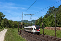 SBB RABe523 040 (maurizio messa) Tags: rabe523 switzerland svizzera aargau ferrovia flirt bahn mau railway railroad treni trains nikond7100 s26 8547 s268547 stadler elettrotreno railcar triebzuge
