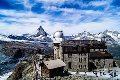 Gornergrat: men and mountain (LiterallyPhotography) Tags: gornergrat matterhorn berge alpen gipfel berg eis schnee tourismus outdoor menschen masse toblerone gletscher panorama schweiz wallis zermatt