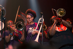 Hot 8 Brass Band in Paris