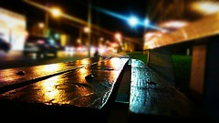 I Dream in Color~ (K.Chris ~AlwaYs LeaRning~) Tags: night traffic urban street bokeh color colour