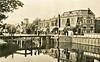 Hoogkerk Hoendiep bij de brug ca. 1952 (hjrnoorden) Tags: swastika hakenkruis hoogkerk