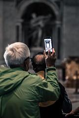 ST. PETER - CANOPY (cinotosi) Tags: rome rom vatican collosseum vatikan papst pope church stpeter petersplatz circusmaximus museivaticani