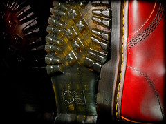 Dr Marten togetherness. (CWhatPhotos) Tags: cwhatphotos soles sole doc docs doctor marten martens air wair airwair bouncing original red oxblood hole lace boots boot drmartens docmartens dms rouge cushion yellow stitching yellowstitching foot laced laces photo photos picture pictures with that have dr comfort cushioned wear feet foto fotos which contain footwear england years year love mine me z welt dm drmarten leather cherry olympus em5 mk ii panasonic 25mm prime lens