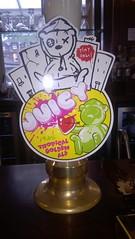 Juicy - Tiny Rebel (DarloRich2009) Tags: juicy tinyrebelbrewery beer ale camra campaignforrealale realale bitter handpull brewery tinyrebel tinyrebeljuicy