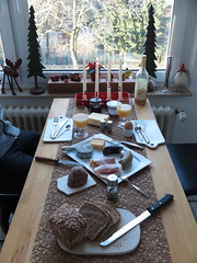 Frhstck am 2. Adventssonntag (multipel_bleiben) Tags: essen frhstck brot typischdeutsch