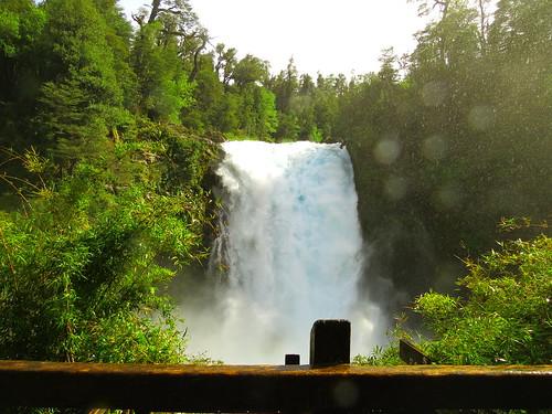 El Puma waterfall