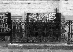 Pissoir 'La Tendre Émeuté'