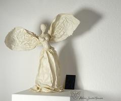 Juno (Be a mother!) (Yureiko) Tags: yureiko tessellation papierfalten papier art kunst origami paperfolding paper   shiborigami