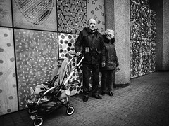 We have lost the baby (The Ultimate Photographer) Tags: styreetphotography theultimatephotographer london docklands grandparents 1999