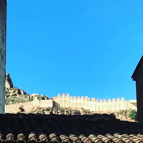 Castillo desde Sagunto