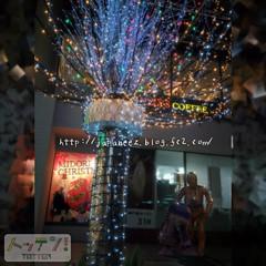 (finalistJPN) Tags: christmas illumination decoration lighting partypeoplearepowerful peacefulpicturesarepriceless pictaro saturdaynight starwars c3po r2d2 townphoto visitjapan discoverjapan haveniceweekends
