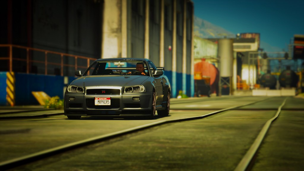 The World's most recently posted photos of gta5 and naturalvision