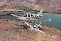 River Rats - Chemehuevi Valley Airport, CA  USA (Baron von Speed) Tags: 2016 copac2a cirrus formationclinic khii lakehavasucity ©baronvonspeed 3i9a9722edit n1mr n584cp sr22 turbo formation