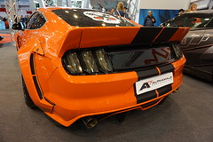 Essen Motor Show 2016 (schoenma79) Tags: essen motor show ems tuning car trade messe auto mustang ford orange 2016