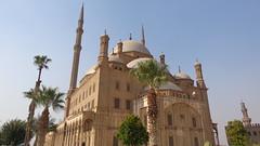 Muhammed Ali Mosque - Cairo Citadel (Rckr88) Tags: muhammed ali mosque cairo citadel egypt africa travel pacha pasha muhammedalimosquecairocitadel masjid islamic minaret minarets architecture ancient dome domes