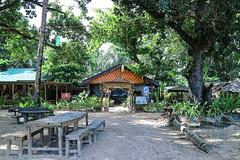 Sabang Beach (sheiladeeisme) Tags: sabang palawan philippines travel tourist tourism water sea ocean blueskies blue undergroundriver
