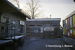 Mnchen Trudering Bahnhof ab Juni 1972 und Neubau (Pacific11) Tags: train track rail trudering bahnhof sbahn sbahnhof mnchen eisenbahn station lok zug railway railroad schienen weichen haus express old vintage selten
