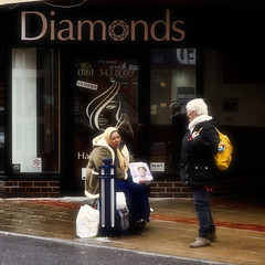 Diamonds (JEFF CARR IMAGES) Tags: northwestengland cityscapes urbanstreets streets