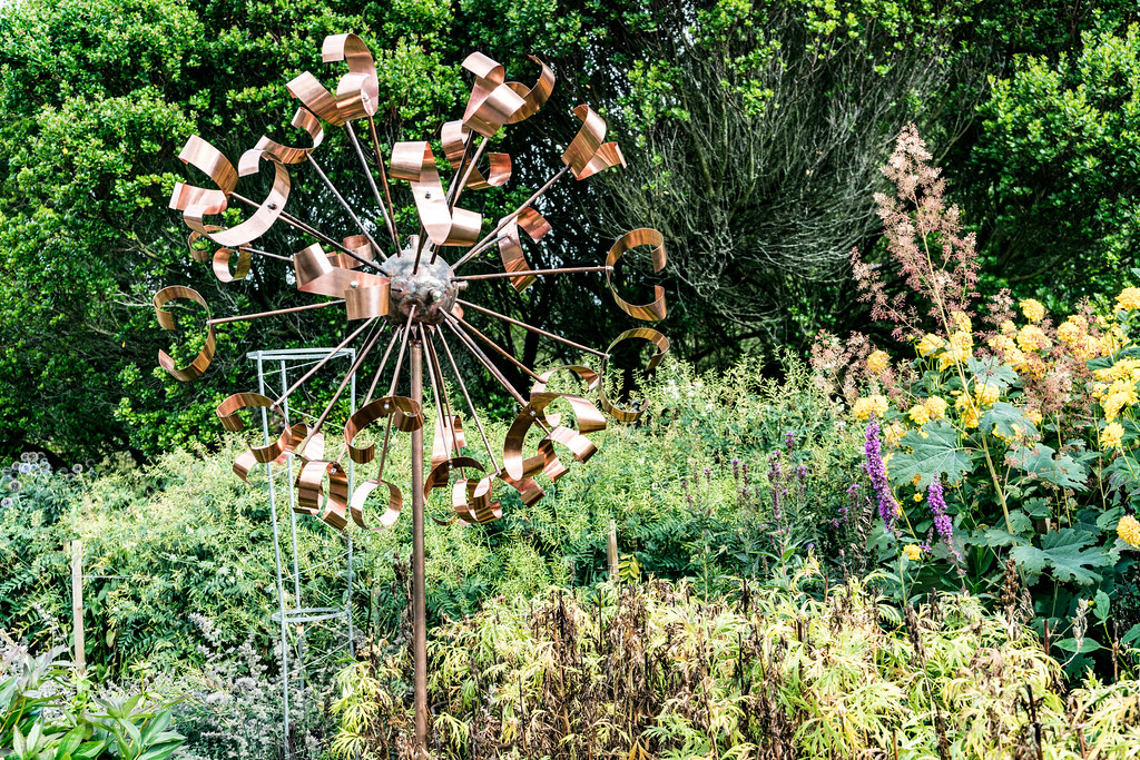 SCULPTURE IN CONTEXT 2015 AT THE NATIONAL BOTANIC GARDENS [UNOFFICIAL PREVIEW] REF-107303
