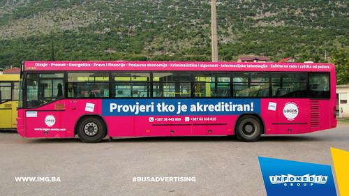 Info Media Group - Logos Centar, BUS Outdoor Advertising, Mostar 08-2015 (1)