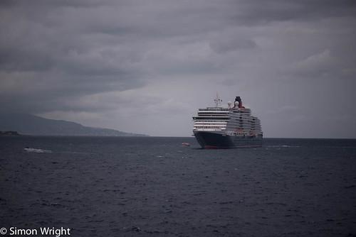 Cunard Queen Victoria ~ 4468
