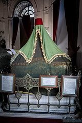 SULTAN II.ABDLHAMT HAN TRBES (Addam Media) Tags: tomb great second sultan ottoman hamid abdul han   the pious    trbe  trbesi   evliya  evliyalar iiabdlhamit waliyy rahimahullah