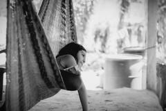 Girl Relaxing In Hammok (MJMCodrington) Tags: kids youth children young niños nicaragua niñas centralamerica nica finca esteli estelí