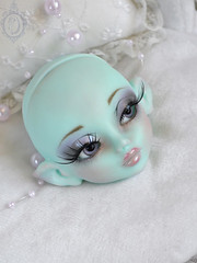 Dolls RDV - Lysria Dreaming (~ Eglantine ~) Tags: doll artist handmade turquoise dreaming eglantine bjd mystic lysria dollsrendezvous