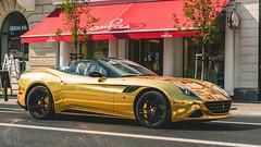 Gold Star (Romek Rudnicki) Tags: america ferrari mclaren porsche rolls mustang audi lamborghini lam musclecar supercharged gelendewagen aventador