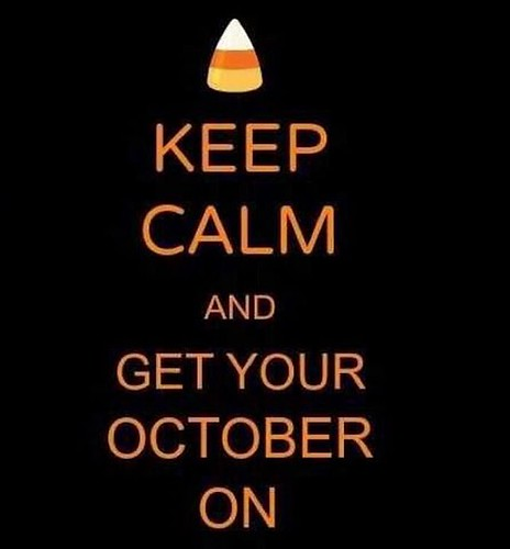 October welcome! 🍁🍂🍃