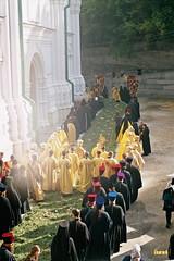 042. Consecration of the Dormition Cathedral. September 8, 2000 / Освящение Успенского собора. 8 сентября 2000 г
