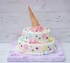Candy Cake (Ivana Katic) Tags: birthday party cake candy decoration fondant princesscake kidscake