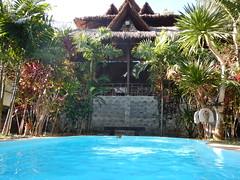 Zwemmen bij Elephant Hills