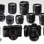デジタルカメラ システムの写真