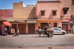 Marrakesh's street- Morocco Road Trip, Day Two (Claudio Accheri) Tags: road street travel color colour travelling beautiful canon photography amazing moments country roadtrip wanderlust adventure morocco arab 7d marocco marrakech medina marrakesh ontheroad viaggio 7dmarkii canon7dmarkii