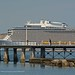 Muelle de hierro de Portugalete en Bizkaia