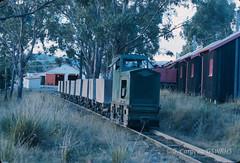 7605A-13 (Geelong & South Western Rail Heritage Society) Tags: railway australia tasmania aus idabay