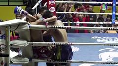 ศึกมวยไทยลุมพินีเกริกไกร 5/11 24 มกราคม 2558 HD - YouTube
