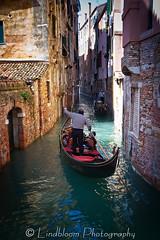 Venice (LindbloomPhoto) Tags: venice italy canal gondola
