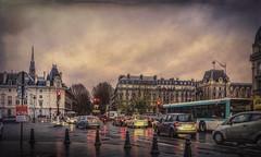 Paris, Place Saint Michel